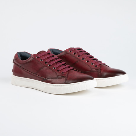 Sweeney Shoe // Burgundy (US: 7)