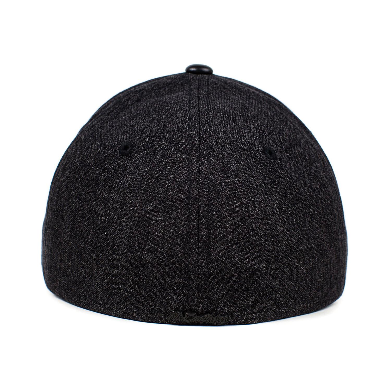 pretty nice c3f27 3878c Devin Flexfit    Black (S M    21.25-22.75 inches)