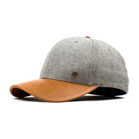 Mobley Flexfit // Gray + Wheat (S/M)