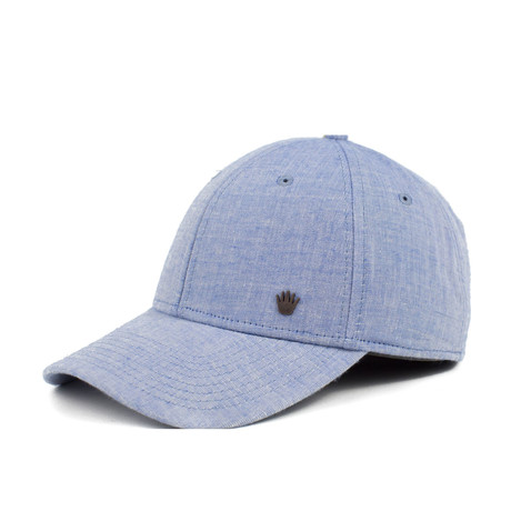 Harrison Strapback // Light Blue