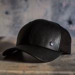 Wallace Premium Flexfit // Black (S/M // 21.25-22.75 inches)