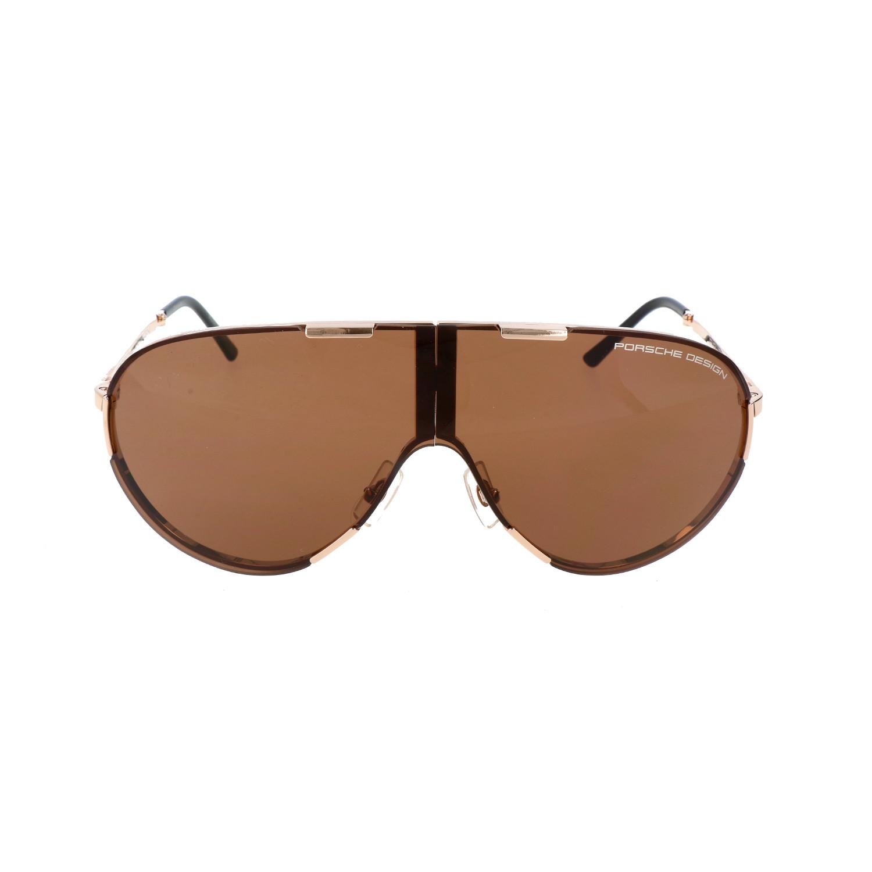 17b93a74749f Porsche Design    Men s Borken Sunglasses    Gold - Clearance ...