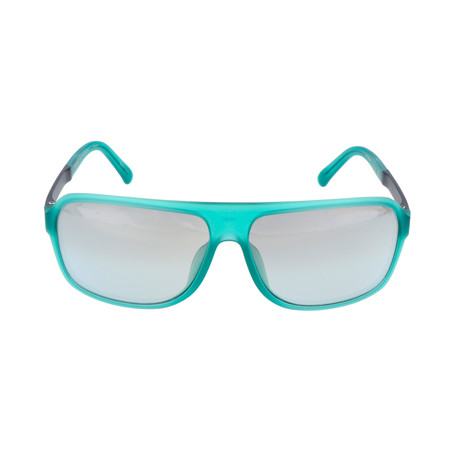 Men's P8554 Sunglasses // Green