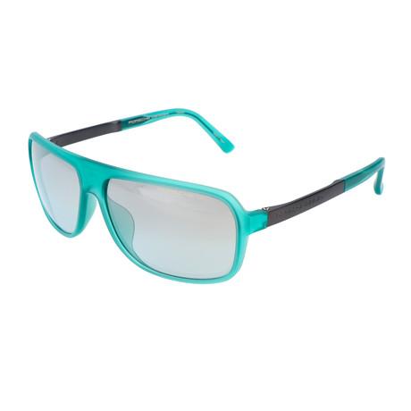 Men's P8554 Sunglasses // Green