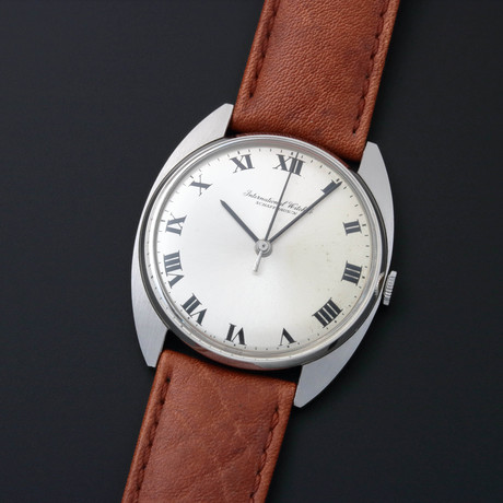 IWC Manual Wind // Pre-Owned