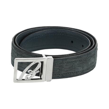 Classic Belt // Blue (Euro: 80)
