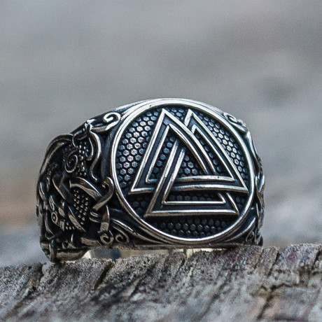 Viking Collection // Mammen Ornament + Valknut Ring (5)