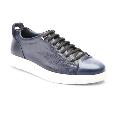 Aho Shoe // Dark Blue