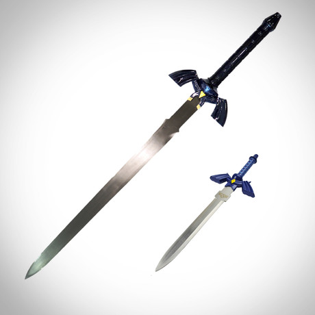 Legend Of Zelda // Master Handmade Swords Props