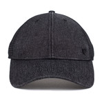 Lonzo Trucker // Charcoal + Black
