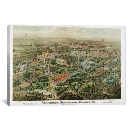 Tennessee Centennial Exposition, Nashville, Tennessee, 1897 // Dan Sproul