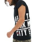 New York City T-Shirt // Black (XL)