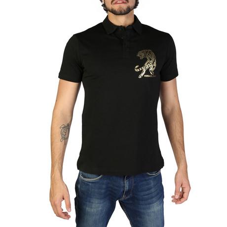 036 Polo Shirt // Black