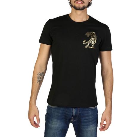 75J T-Shirt // Black