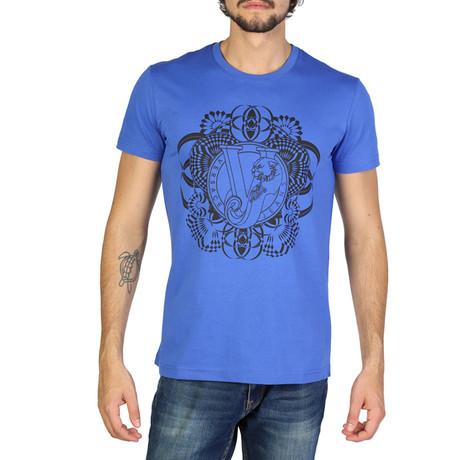 75A T-Shirt // Blue
