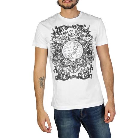 71A T-Shirt // White