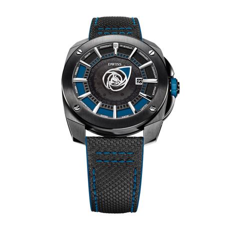 DWISS Automatic // RS1-BL-AUTOMATIC