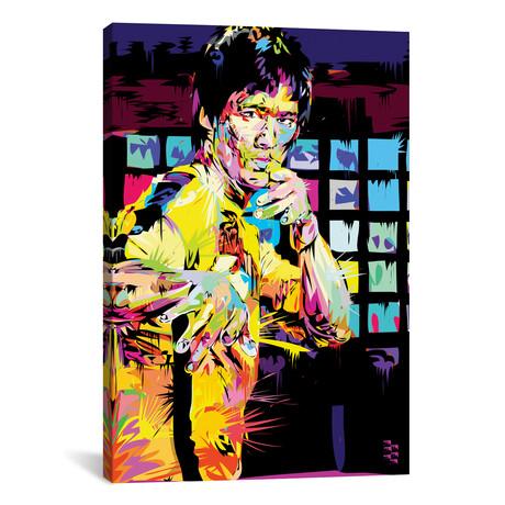 """Bruce Lee I (18""""W x 26""""H x 0.75""""D)"""