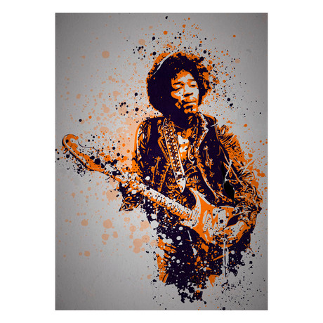 Voodoo Child // Inspired By Jimi Hendrix