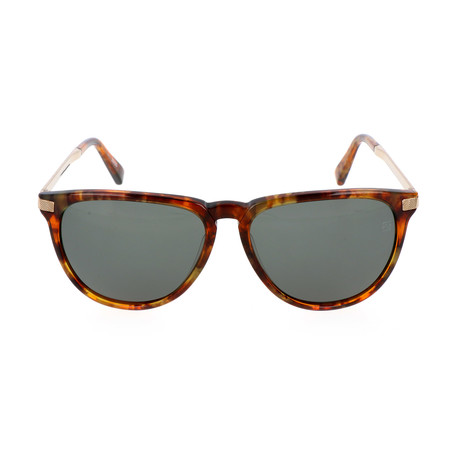 E. Zegna // Gattani Sunglasses // Light Tortoise
