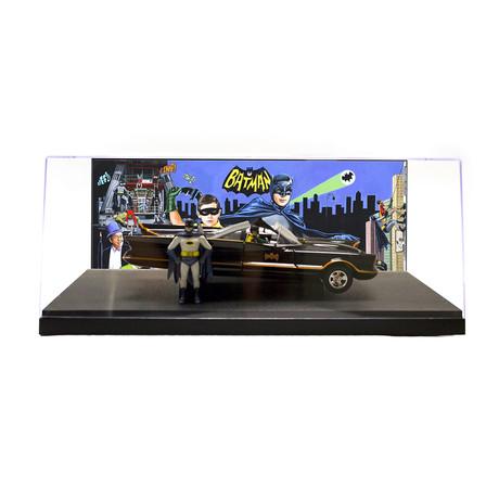 Batmobile // 1966 TV Series // Custom Display