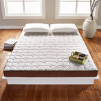 Sleep Yoga // tataME // Luxury Memory Foam Mattress (Twin)