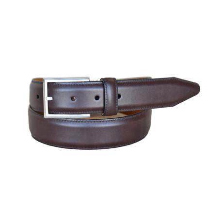 Executive Belt // Brown