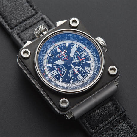 Formex AS 6500 Chronograph GMT Automatic // 65001.9022