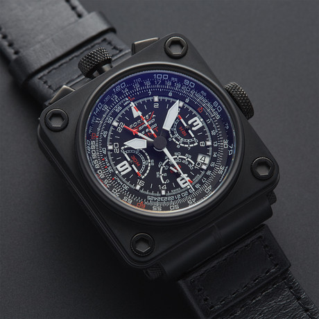 Formex AS 6500 GMT Chronograph Automatic // 65009.9122