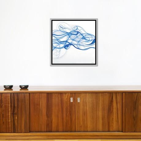 Smoke Signals (Blue) // Liz Jardine