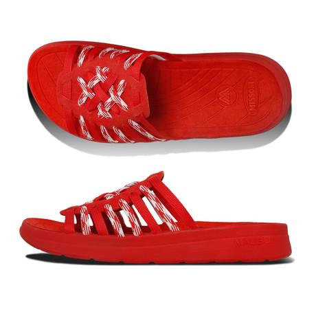 Malibu X Missoni Humaliwo // Red + White (US: 7)
