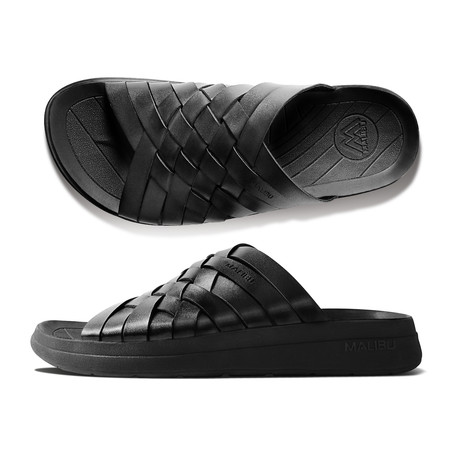 Malibu Zuma Classic // Black + Black (US: 7)