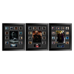 Dark Knight Trilogy // Set of 3