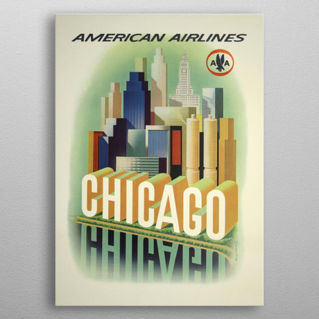 Chicago // American Airlines