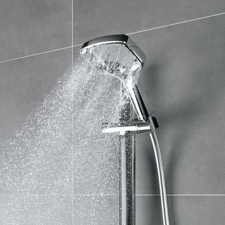 Rua // Slide Bar Hand Shower