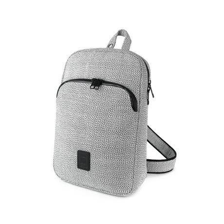 Travel Cross-Body Bag // Light Gray