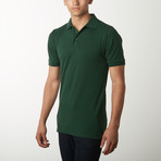 Pique Polo // Forest Green (S)