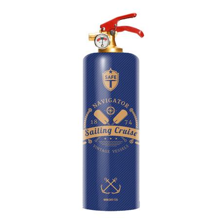 Safe-T Designer Fire Extinguisher // Cruise