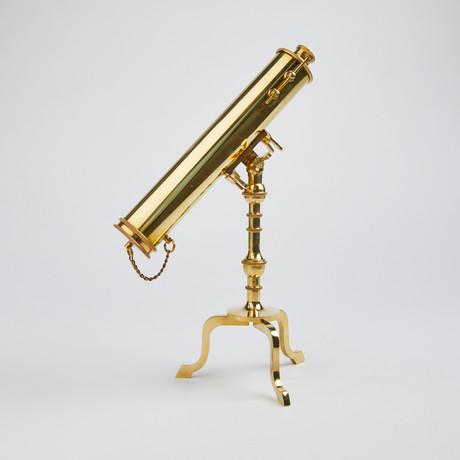 Victorian Desk Telescope
