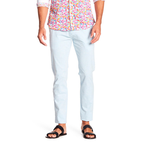 Jordy Comfort Fit Dress Pant // Blue