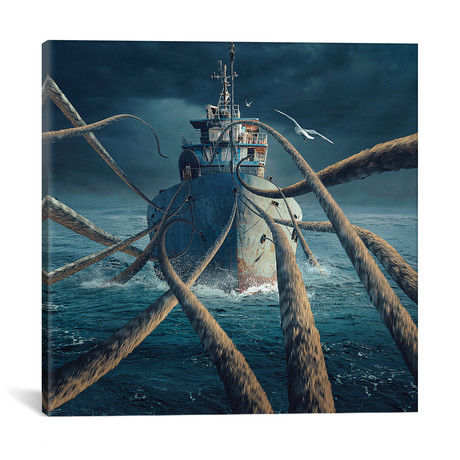 Caught The Ship // Sulaiman Almawash