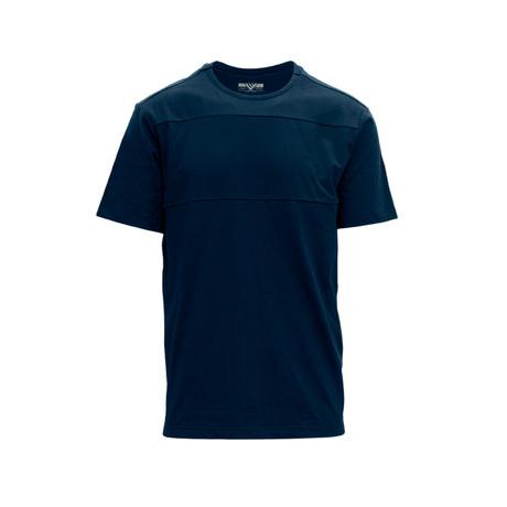 Disrupt SS Active Shirt // Navy