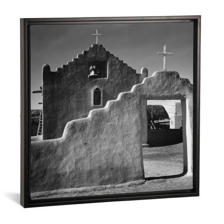 Church, Taos Pueblo, New Mexico, 1941