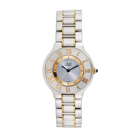 Must de Cartier Midsize Quartz // 1330 // Pre-Owned
