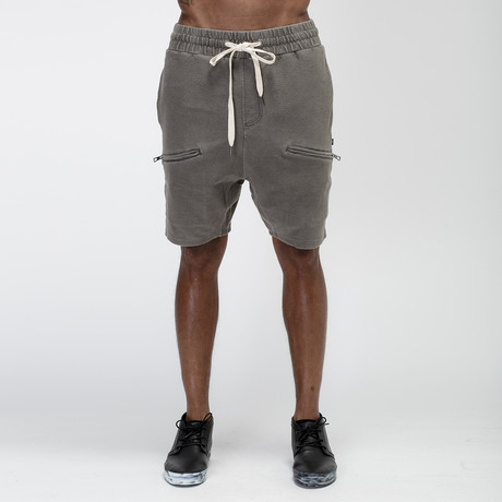 Short Pants // Grey
