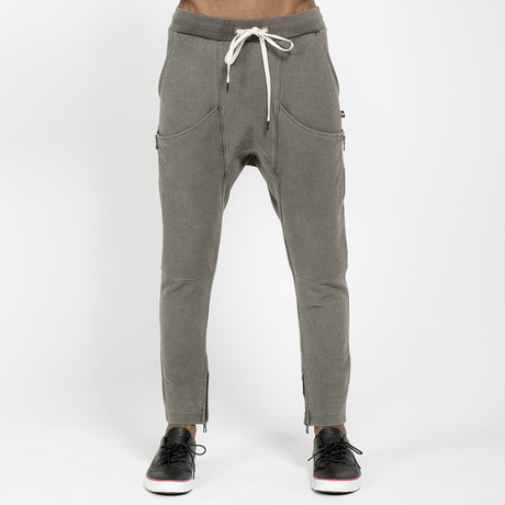 Drop Sweatpants Mills // Charcoal