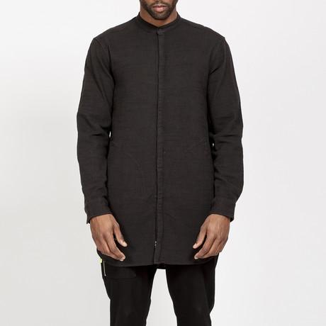 Button Up Redan // Black