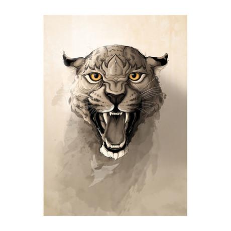 Wild Animals Series // Leopard
