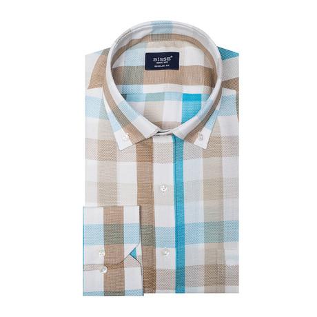Concord LS Sport Shirt // Beige
