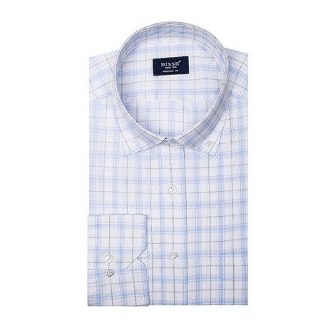 Harrisburg LS Sport Shirt // Khaki